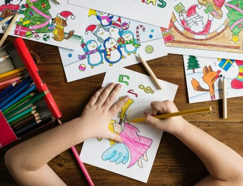 Why teach your child to draw?