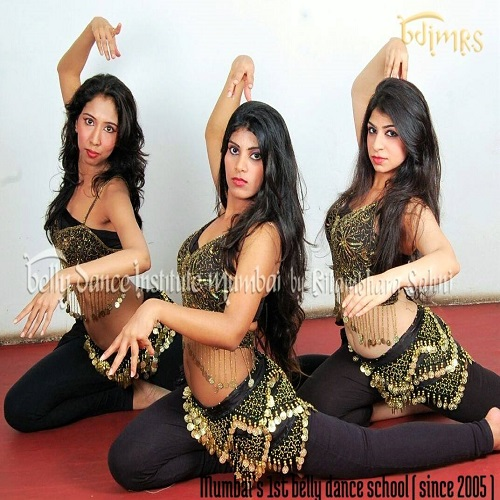 Belly Dance by Ritambhara Sahni