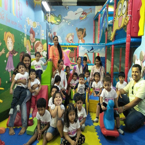 Candy Cubs Pre-School Daycare Classes in Malad