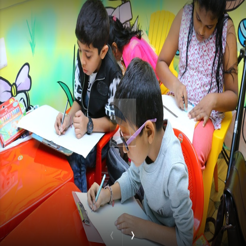 Playwoods activity classes in Andheri Mumbai